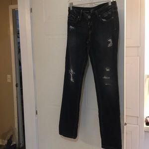 Jeans modern slim.